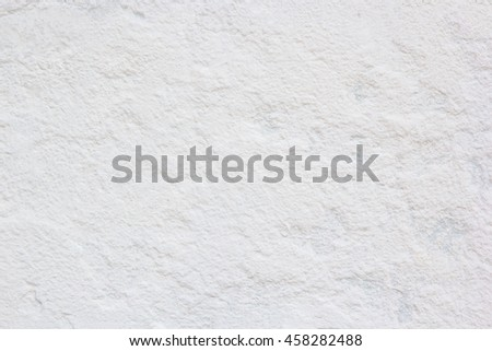 Texture and Seamless background of white concrete wall. #458282488