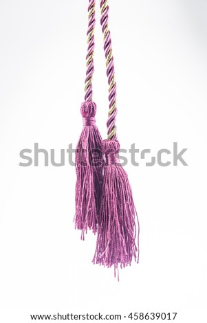Purple knot  #458639017