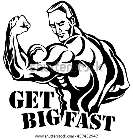 bodybuilder design t-shirts  #459452947