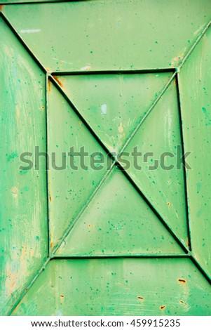 in oman the old door metal texture background #459915235