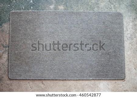 doormat texture #460542877