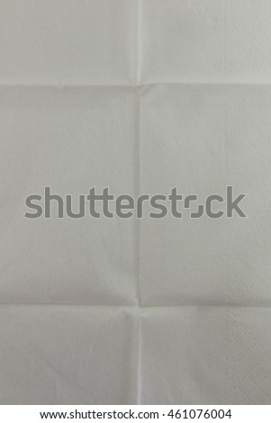 fold square of white paper texture for background  #461076004