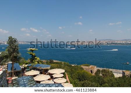 The Bosphorus #461123884