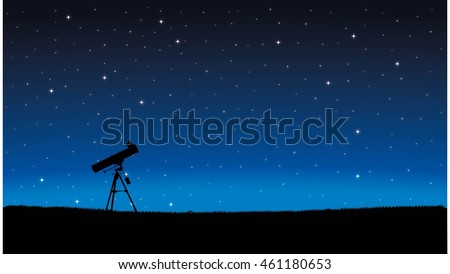 Stargazing #461180653