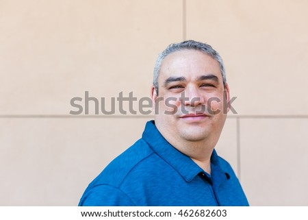 Businessman posing for business portrait. Royalty-Free Stock Photo #462682603
