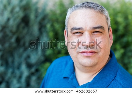 Businessman posing for business portrait. Royalty-Free Stock Photo #462682657