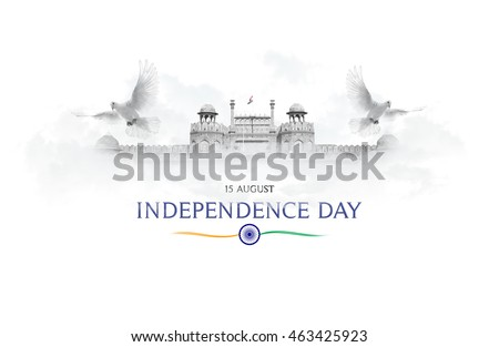 Independence Day - India Royalty-Free Stock Photo #463425923