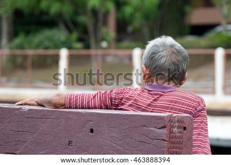 old man #463888394