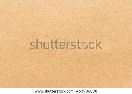 Brown cardboard paper texture and background #463986098