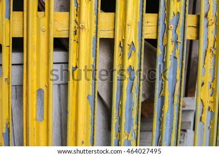 Steel pallets #464027495
