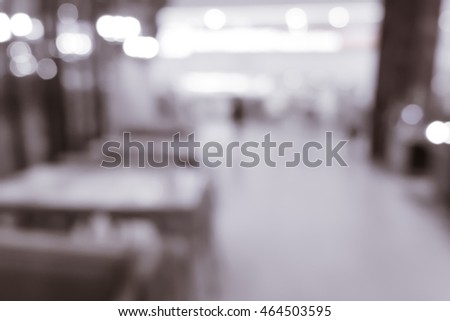 Abstract beautiful luxury blur hotel interior for background #464503595