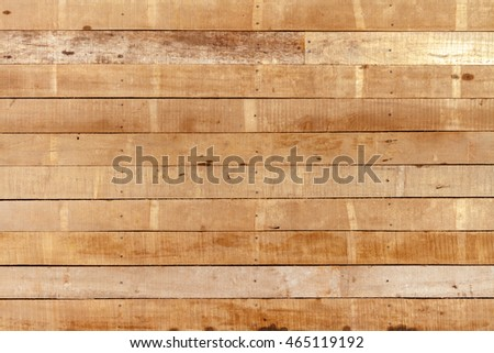 Old vintage planked wood tables background surface #465119192