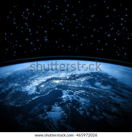 Best Internet Concept of global business from concepts series. Elements of this image furnished by NASA #465972026