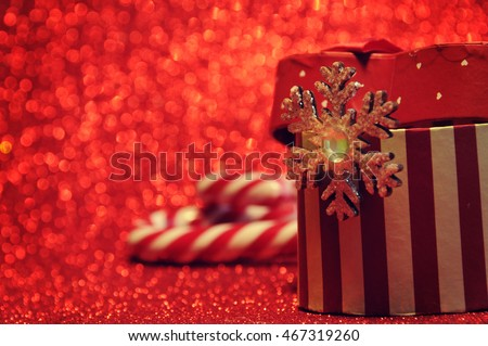 Christmas gift #467319260