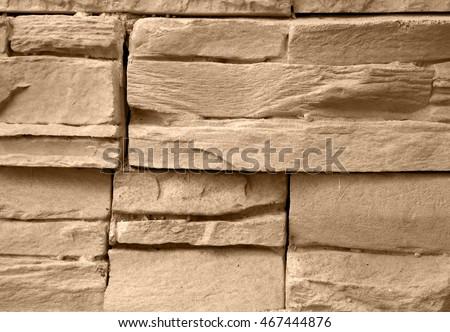 modern style stone wall background #467444876