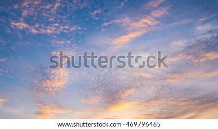 Sunset Sky Background #469796465