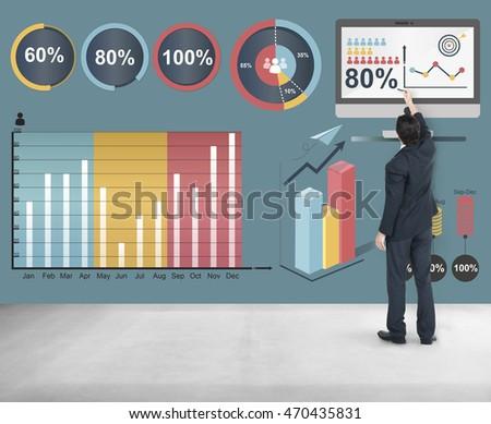 Analytics Plan Strategy Insight Concept #470435831