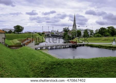 St Alban's church #470867402