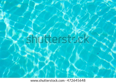 Water background abstract #472645648