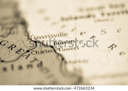 Bowen. Australia #472663234