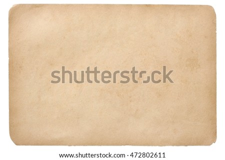 Old brown paper texture #472802611