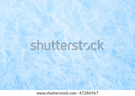 Ice background tint blue. You can find the original photo in my portfolio. Royalty-Free Stock Photo #47286967