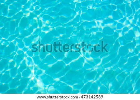 Water background abstract #473142589