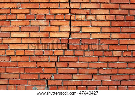 Crack in the Brickwall #47640427
