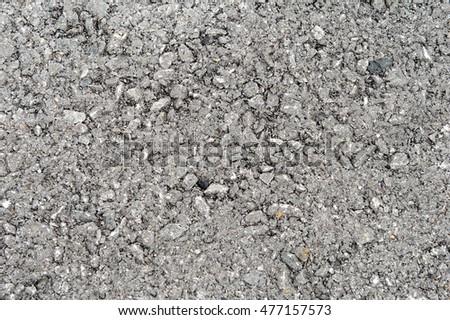 Roads are made of asphalt background. #477157573