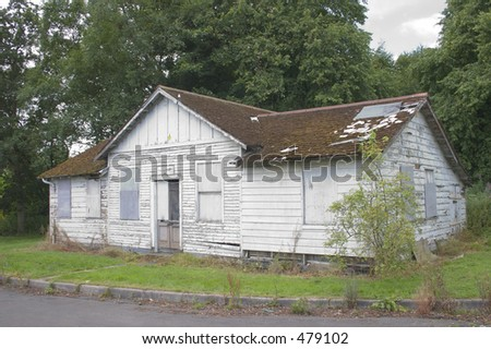 Neglected cottage #479102