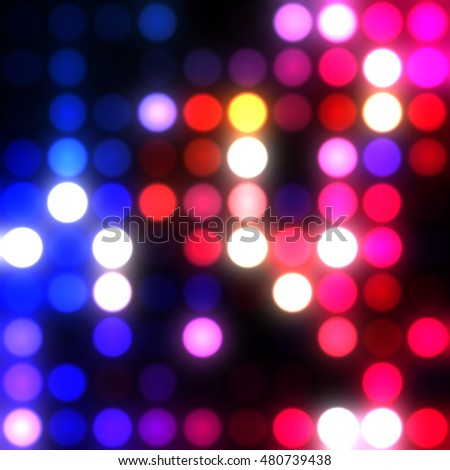 Colorful Lights Background #480739438