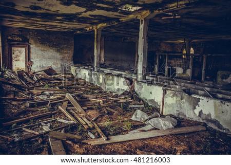 Derelict farm #481216003