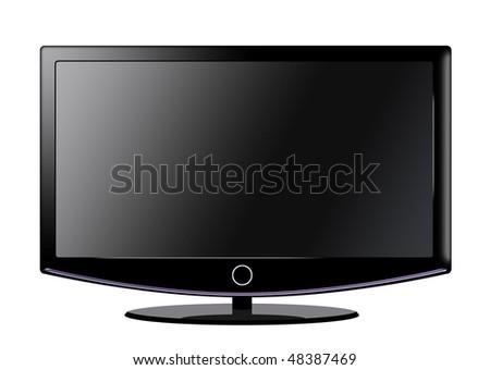 lcd tv #48387469
