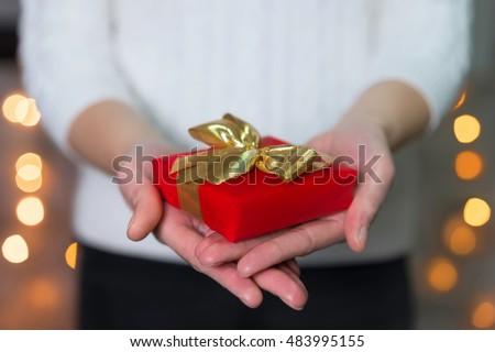 Presenting gift #483995155