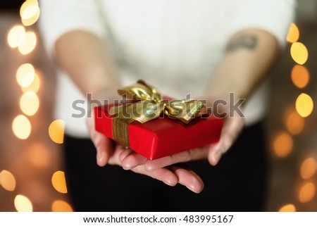A Present for you! #483995167