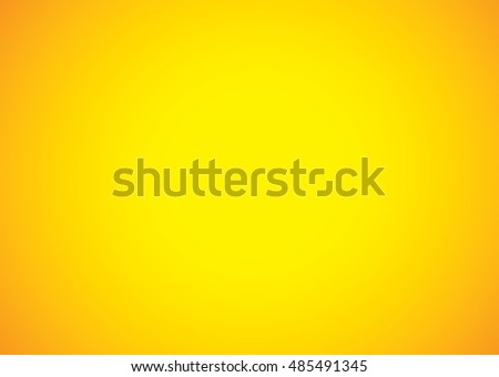 Yellow gradient abstract background  #485491345