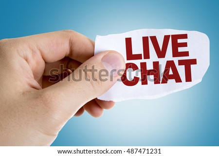Live Chat #487471231