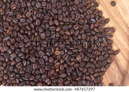 coffee beans #487657297