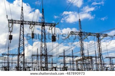 Power plant #487890973