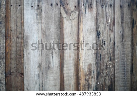 wood and plant background vintage and so nice #487935853