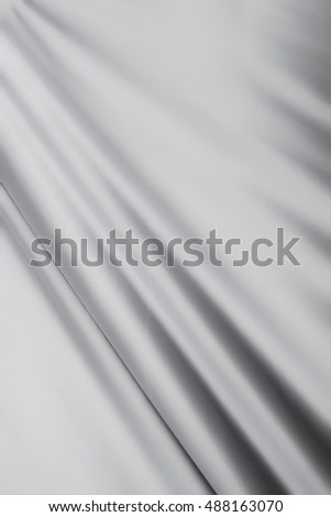 abstract background luxury cloth or liquid wave or wavy folds of grunge silk texture satin velvet material or luxurious Christmas background or elegant wallpaper design, background #488163070