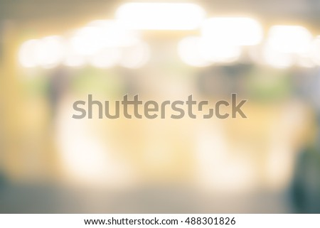 BLUR OFFICE BACKGROUND office tower #488301826