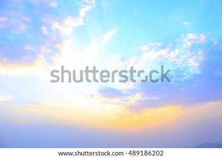 sky #489186202
