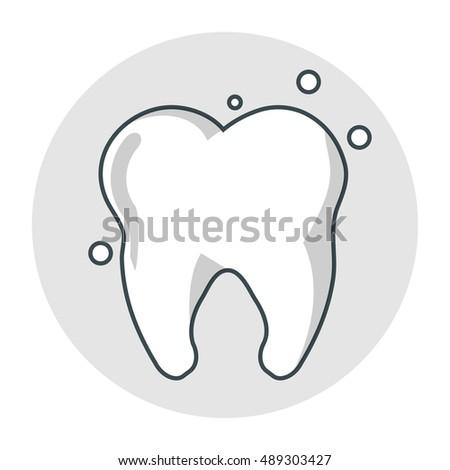Dental medical and health care design #489303427