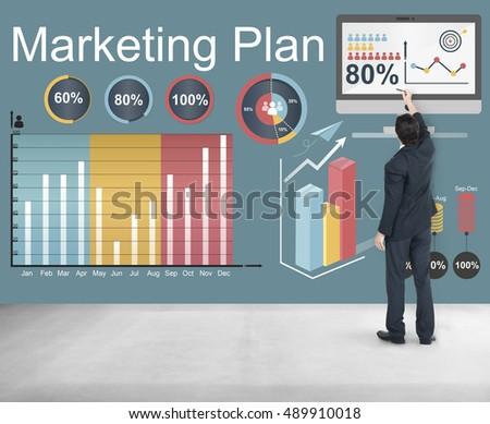 Marketing Plan Statistics Strategy Concept #489910018