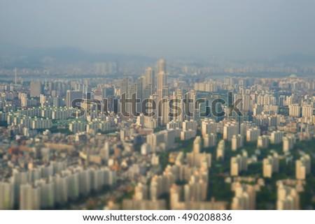 miniature, Seoul #490208836