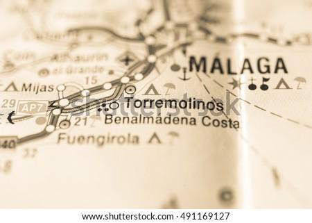 Torremolinos, Spain. #491169127