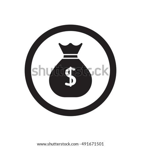 Money   icon,  isolated. Flat  design. #491671501