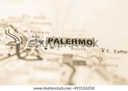 Palermo, Italy. #493126258