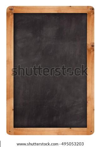 School blackboard Royalty-Free Stock Photo #495053203